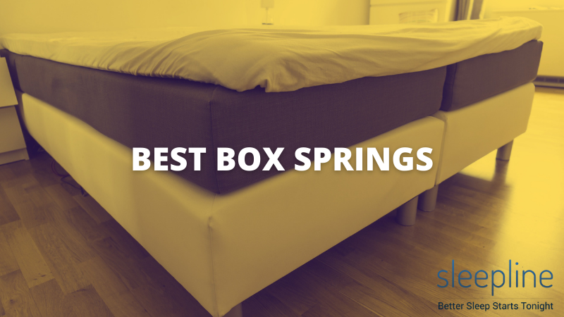 Best box springs featured image