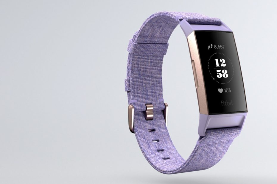 Fitbit Charge 3 sleep tracker