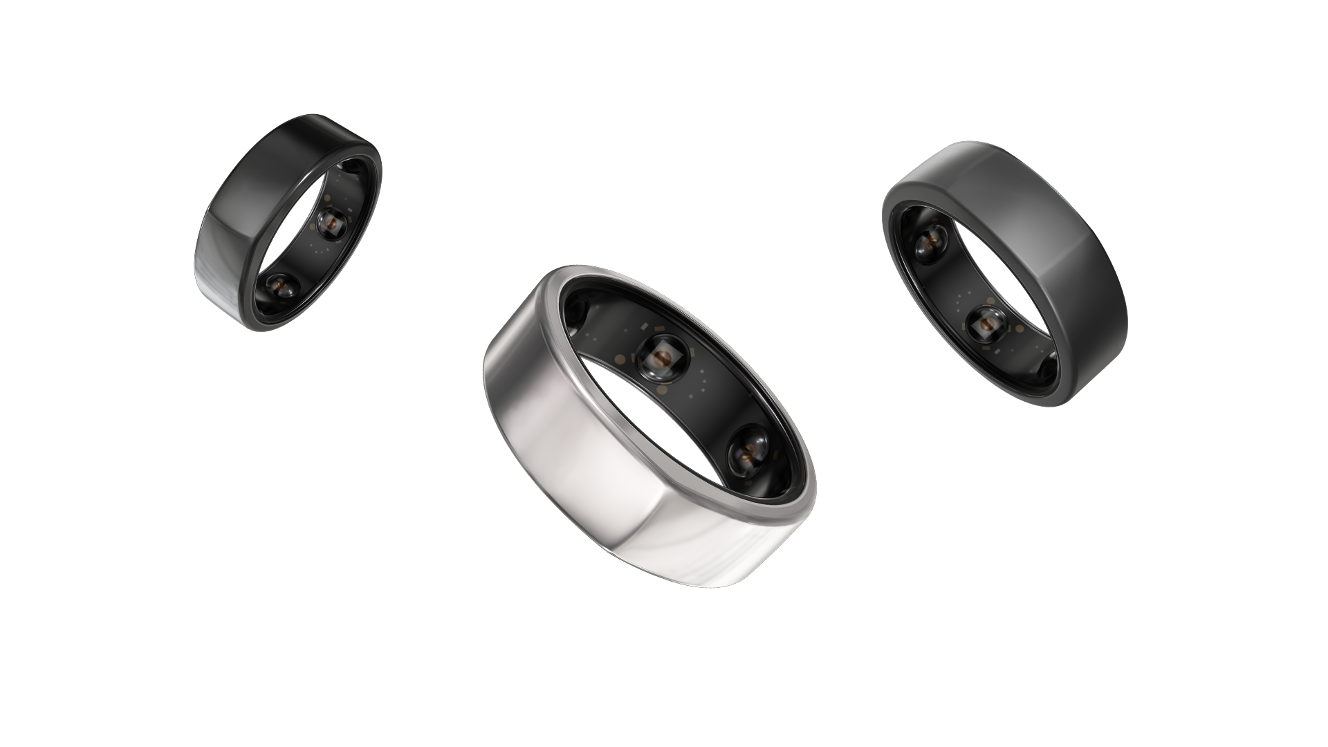 Oura sleep tracking ring