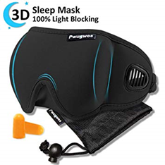 Pwugwes Sleep Mask
