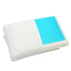 Classic Brands Reversible Pillow on white background