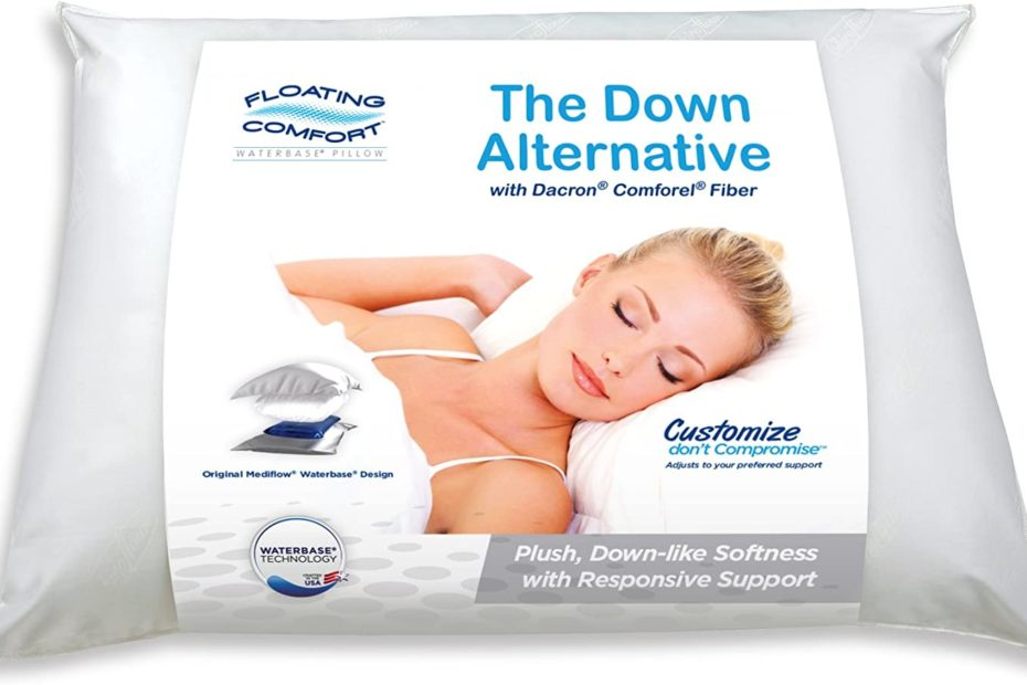 Mediflow Down Alternative pillow
