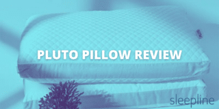 Featured image for Pluto pillow review