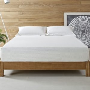 Modway Aveline mattress on bed frame