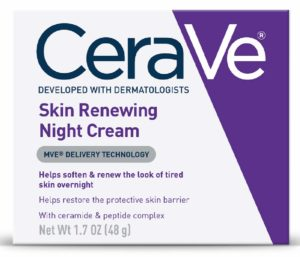 CeraVe Skin-Renewing Night Cream