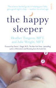 The Happy Sleeper by Heather Turgeon