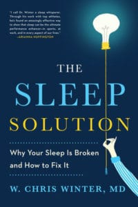 The Sleep Solution by W. Christ Winter