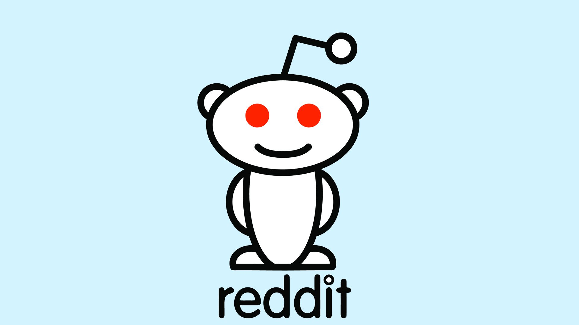 Reddit logo with mascot