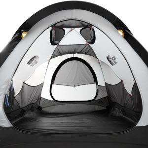 The North Face Mountain 25 tent interior