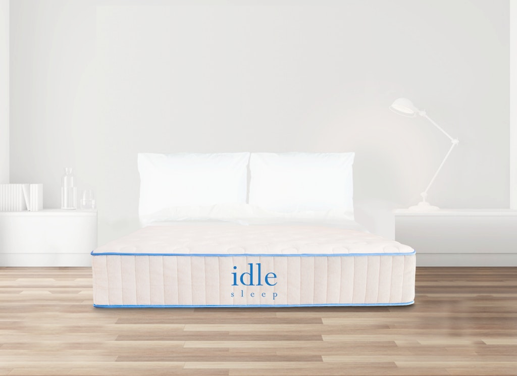 Idle Sleep Latex Hybrid mattress for stomach sleepers