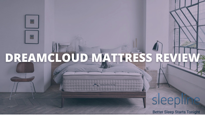 Dreamcloud mattress review featured image
