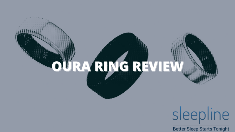 Oura Ring sleep tracker review featured image