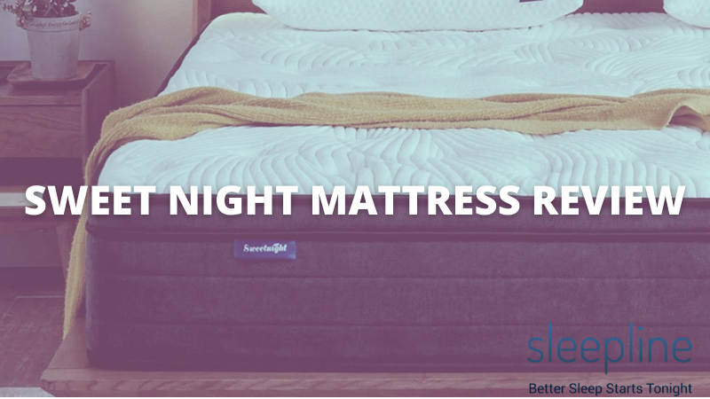 Sweet Night mattress review featured image