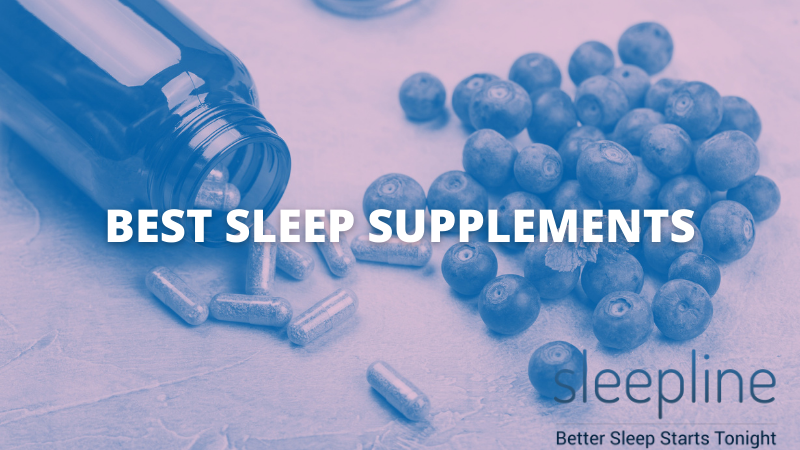 Best sleep supplements featured image