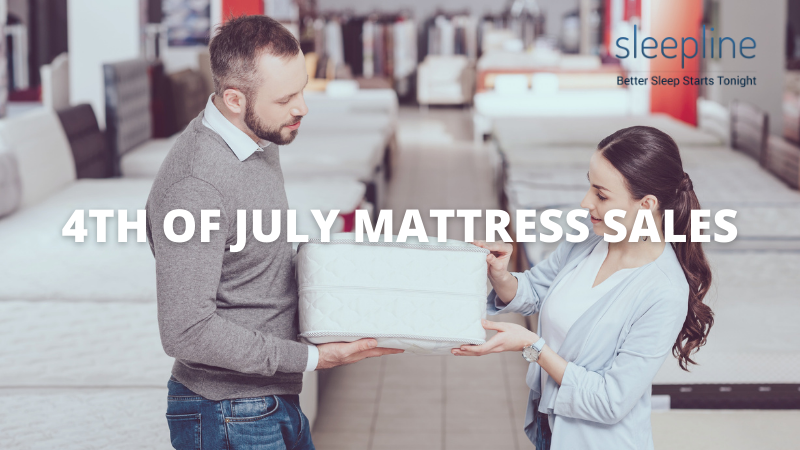 4th of July mattress sales featured image