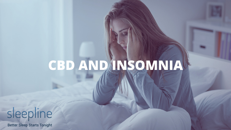 CBD for insomnia featured image