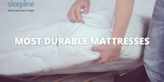 Most durable mattress featured image